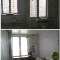 Отделка квартиры в Красноярске, под ключ, ЖК Орбита